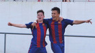 El Barça puede conquistar tres categorías del MIC17 este domingo