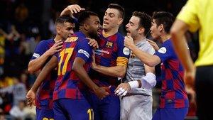 El Barça sueña con conquistar en Minsk su tercera Champions
