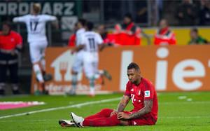 El Bayern no tuvo opciones ante un Gladbach que arrolló tras el descanso