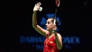 Carolina Marín ya está en cuartos en el Abierto de China