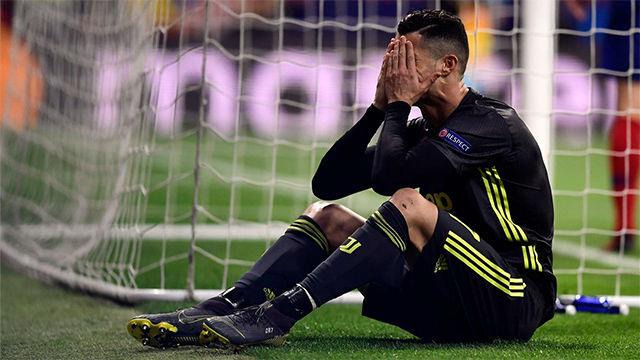 Cristiano no falló a su cita con el gol en Champions: Autogol y casi KO