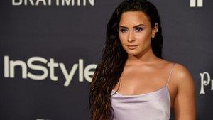 Demi Lovato nos muestra su nueva tripa de embarazada