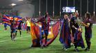 Los mejores momentos de Xavi en el Barça