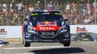 El doble campeón del WorldRX Petter Solberg buscará repetir victoria en Barcelona