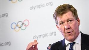 El doctor Richard Budgett asegura que quieren proteger a los atletas limpios