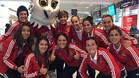España afronta su debut con ilusión