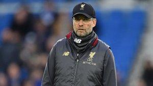 El gesto de Klopp con un socio del Liverpool