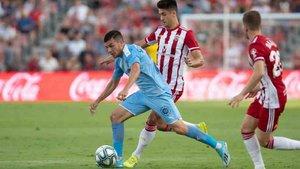 El Girona sucumbió en Almería
