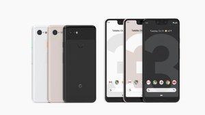 El Google Pixel 3 se hace oficial en su presentación