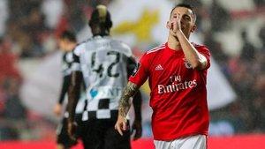 Grimaldo sigue creciendo en el Benfica