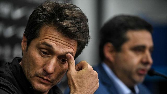 Guillermo Barros Schelotto cierra su ciclo como entrenador del Boca Juniors