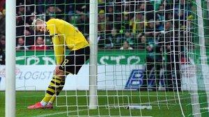 Haaland está brillando como goleador en el Borussia Dortmund