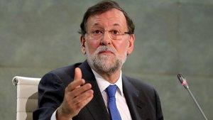 El hilo de fotografías de Rajoy que ha triunfado en Twitter