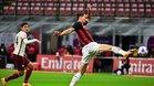 Ibrahimovic es el máximo goleador de la Serie A con seis tantos en tres partidos