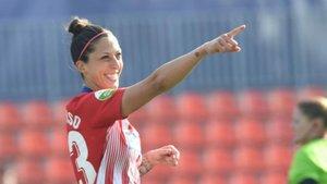 Jenni Hermoso volverá a vestir la camiseta del Barça la próxima temporada