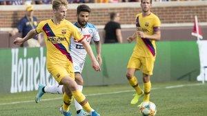De Jong, un talento inconmensurable