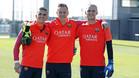 Jordi Masip no ha jugado ni un solo partido oficial esta temporada