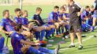 Juan Sabas se ha librado de una sanción tras lo sucedido durante el Sporting-Extremadura