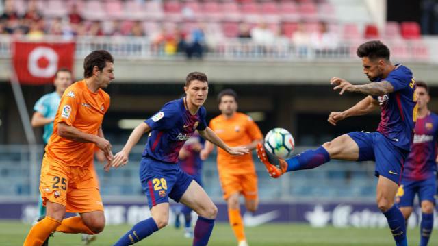 LALIGA 123 | Barça B - Reus (0-1)