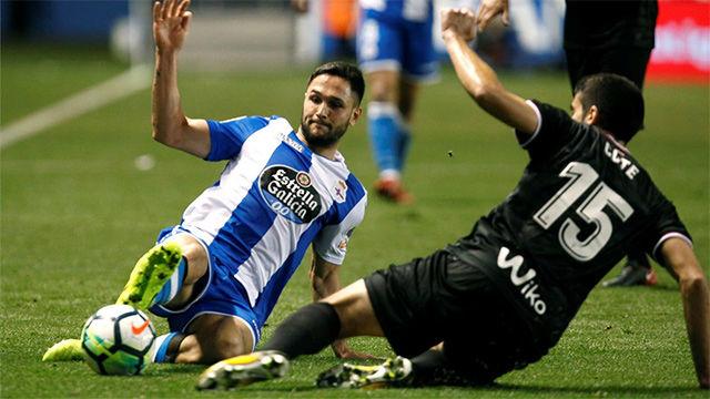 LALIGA | Deportivo de la Coruña - Eibar (1-1)