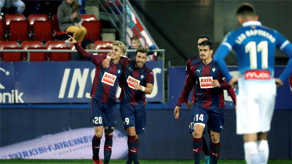 LALIGA | Eibar - Espanyol (3-1)