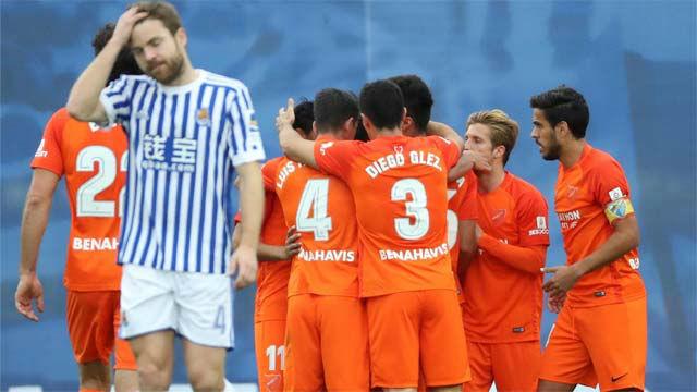 LALIGA | Real Sociedad - Málaga (0-2)