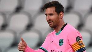 Leo Messi es el máximo goleador histórico de la fase de grupos de la Champions League