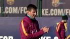 Leo Messi regresa a los entrenamientos tras su baja en Copa por molestias