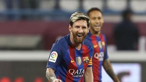 Leo Messi renovará su contrato con el Barça