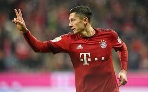 Lewandowski sigue marcando goles en la Bundesliga