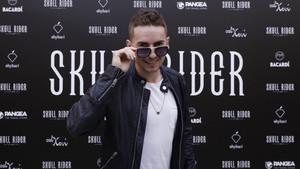 Lorenzo, en el evento de su marca en Barcelona