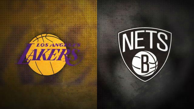 Los Nets certifican la quinta derrota consecutiva de los Lakers