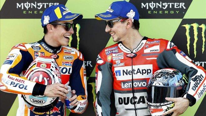 Repsol Honda presentará a Márquez y Lorenzo por todo lo alto en Madrid
