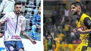Matheus (izquierda) y Leandro Lino estarán en la Intercontinental