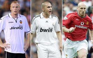 Mathieu se convierte en el quinto traspaso más caro de un futbolista mayor de 30 años.