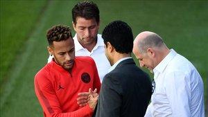 Maxwell siempre se ha sentido cerca de Neymar