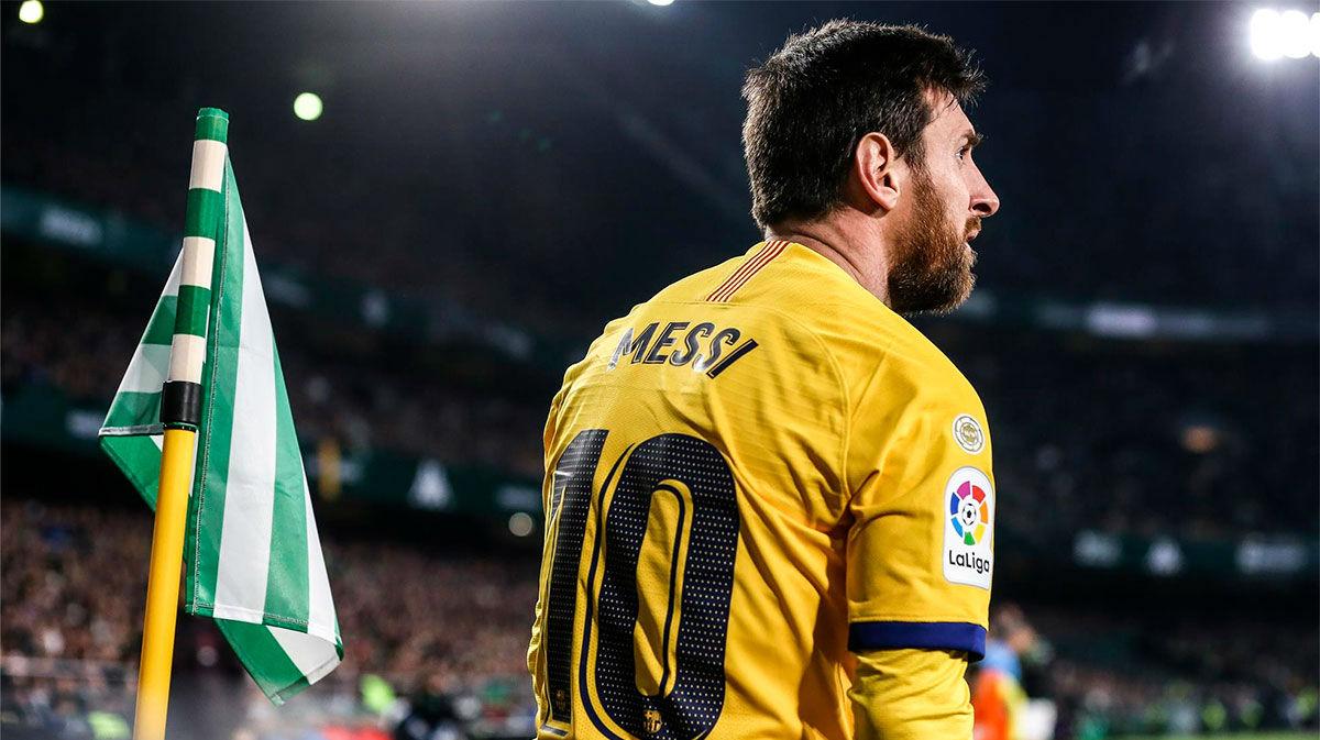 Messi, un ejemplo al rebajarse el salario, según un psicólogo deportivo