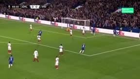 Morata se estrena en la Europa League
