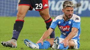 El Nápoles fue incapaz de pasar del 0-0 frente al Génova