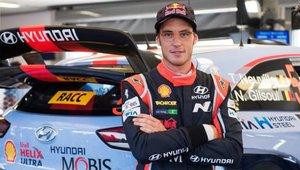 Neuville lidera el Rally de Turquía después de la segunda etapa