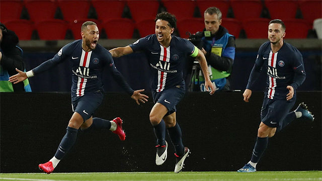 Neymar lideró la remontada del PSG
