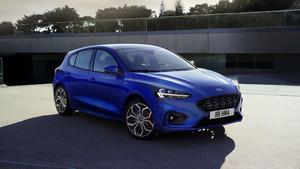 Nueva generación del Ford Focus.
