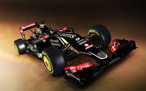 Nuevo morro para el Lotus E23
