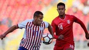 Paraguay venció a Perú siendo superior y recobra la esperanza en el Sudamericano Sub 20