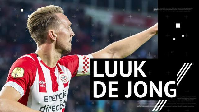 El perfil de Luuk de Jong, el deseo del Sevilla