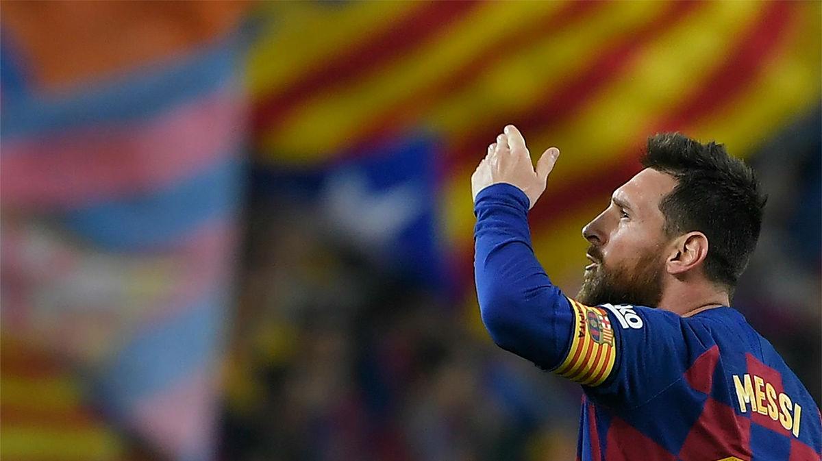 La razón por la que Messi envió un burofax al Barcelona