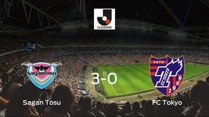 El Sagan Tosuse hace con los tres puntos tras golear al FC Tokyo en casa (3-0)
