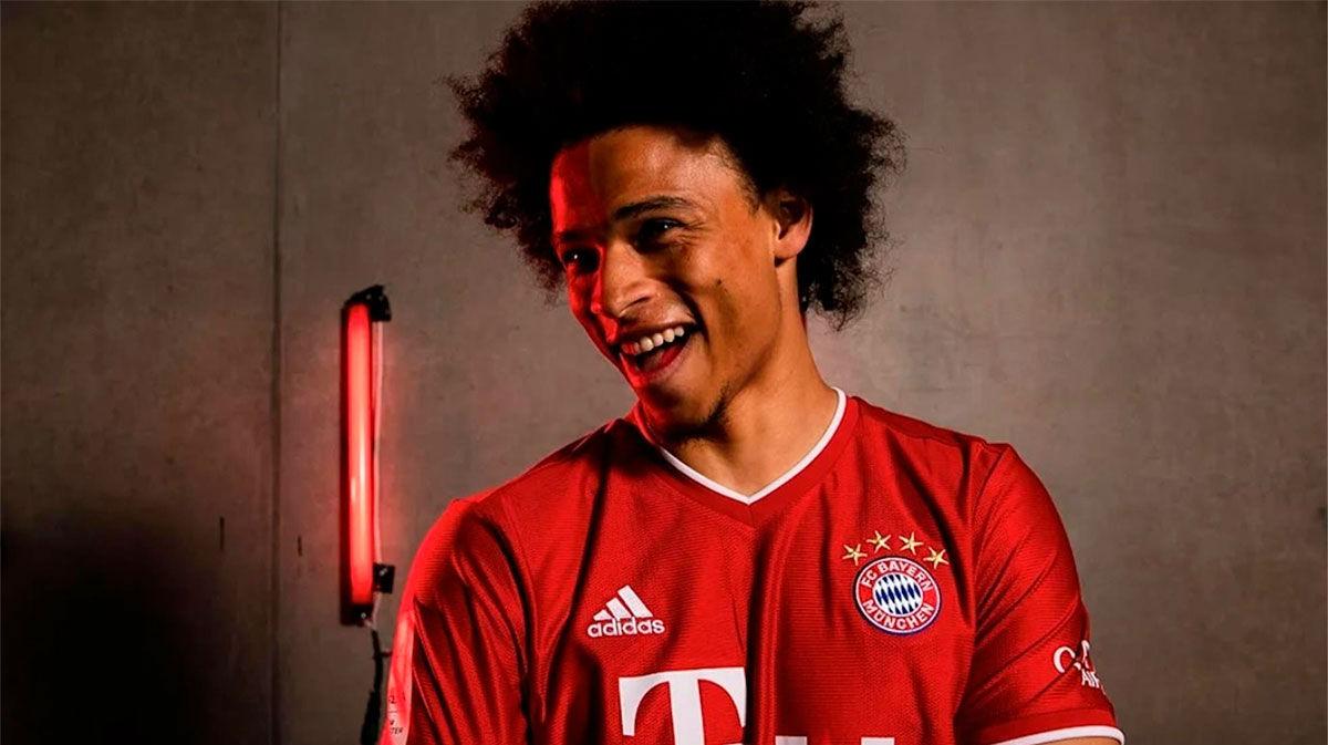 Sané refuerza al Bayern de Múnich