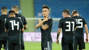 La selección consiguió un importante triunfo ante la selección de Irak
