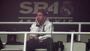 Sergio Ramos está teniendo problemas financieros